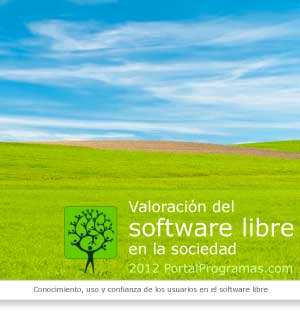 Informe de valoración do software libre 2012