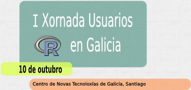 I Xornada Usuarios R en Galicia