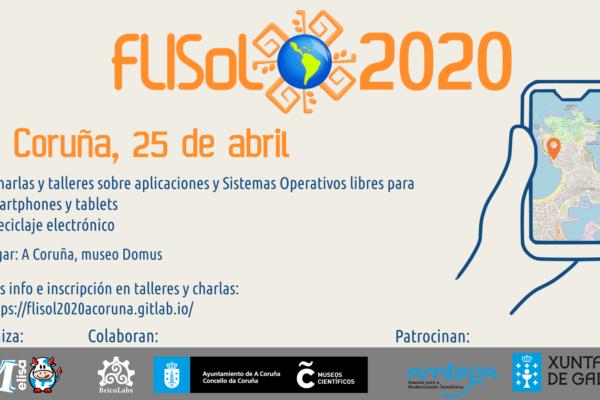 Flisol 2020 A Coruña