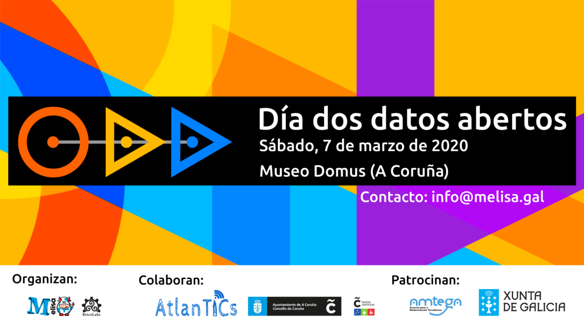 OpenData Day 2020 A Coruña